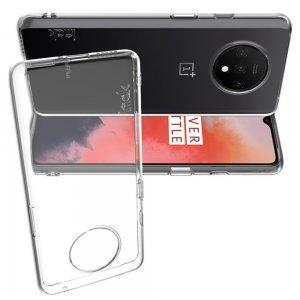 Ультратонкий прозрачный силиконовый чехол для OnePlus 7T