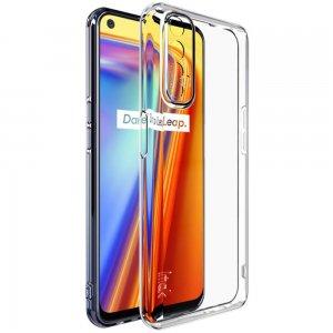 Ультратонкий прозрачный силиконовый чехол для Realme 7