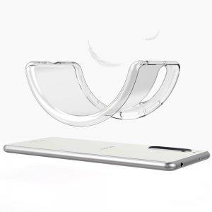 Ультратонкий прозрачный силиконовый чехол для Sony Xperia 5 II