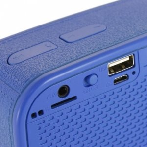 Универсальная беспроводная bluetooth колонка ToughBeats N11 - Синий