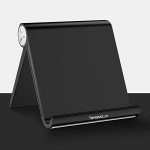 Универсальная подставка FLOVEME для телефонов и планшетов черная