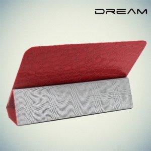 Универсальный чехол для планшета 8 дюймов Dream - крокодил красный