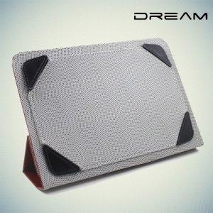 Универсальный чехол для планшета 8 дюймов Dream тонкий - Коричневый