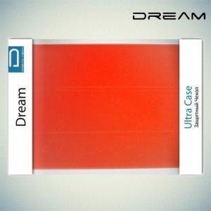 Универсальный чехол для планшета 8 дюймов Dream тонкий - Оранжевый