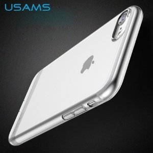 USAMS Primary силиконовый чехол для iPhone 8/7 - Прозрачный