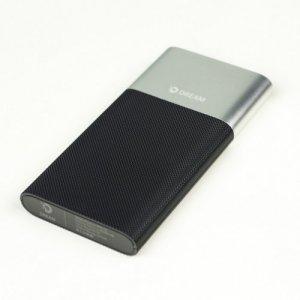 Внешний аккумулятор Dream 10000 mAh 2 USB на 2 А и 1 А белый