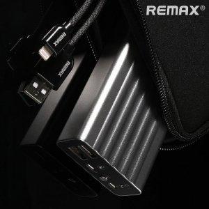 Внешний аккумулятор Remax Vanguard 20000mAh 2 Usb 2 А