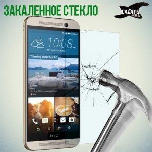 Закаленное защитное стекло для HTC One E9 Plus Calans