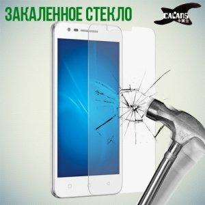 Закаленное защитное стекло для Lenovo Vibe C2 (K10A40)
