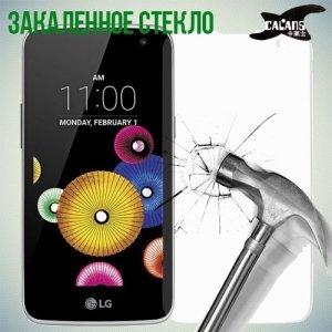 Закаленное защитное стекло для LG K4 K130E