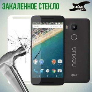 Закаленное защитное стекло для LG Nexus 5X