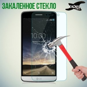 Закаленное защитное стекло для LG Ray X190