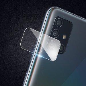 Закаленное защитное стекло для объектива задней камеры Samsung Galaxy A71