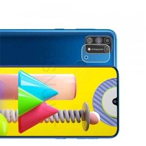 Закаленное защитное стекло для объектива задней камеры Samsung Galaxy M31