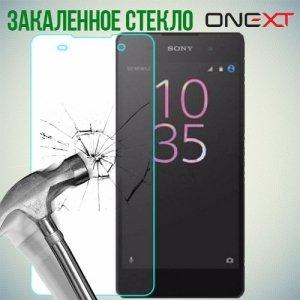 OneXT Закаленное защитное стекло для Sony Xperia E5 F3311