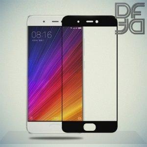 DF Закаленное защитное стекло на весь экран для Xiaomi Mi 5s - Черный