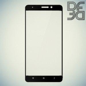 DF Закаленное защитное стекло на весь экран для Xiaomi Mi 5s Plus - Черный