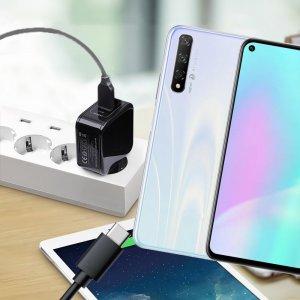 Зарядка для Huawei Honor 20S телефона 2.4А и USB кабель