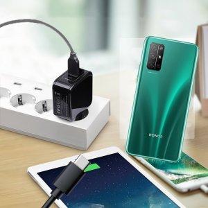 Зарядка для Huawei Honor 30S телефона 2.4А и USB кабель