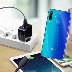 Зарядка для Huawei Honor 9C телефона 2.4А и USB кабель