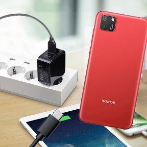 Зарядка для Huawei Y5p / Honor 9S телефона 2.4А и USB кабель