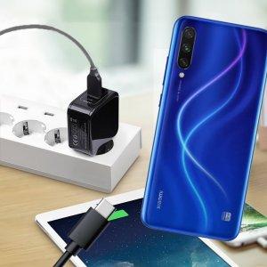 Зарядка для Xiaomi Mi A3 телефона 2.4А и USB кабель