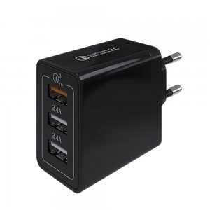 Зарядное устройство Red Line NQC-4 Qualcomm Quick Charge 3.0
