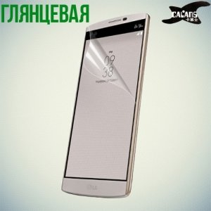 Защитная пленка для LG V10 - Глянцевая