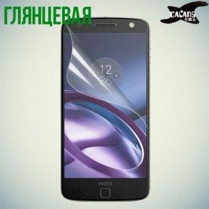 Защитная пленка для Motorola Moto Z - Глянцевая