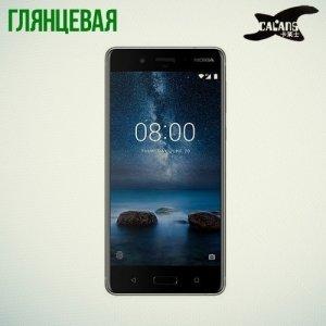 Защитная пленка для Nokia 8 - Глянцевая