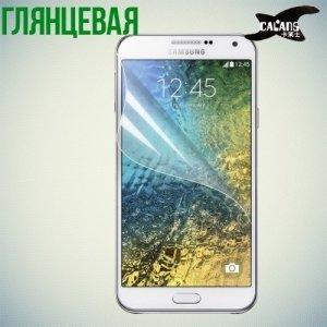 Защитная пленка для Samsung Galaxy E7 - Глянцевая