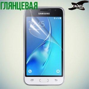 Защитная пленка для Samsung Galaxy J1 2016 SM-J120F - Глянцевая