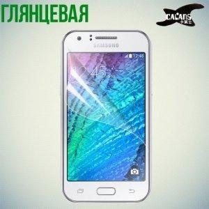 Защитная пленка для Samsung Galaxy J1 - Глянцевая