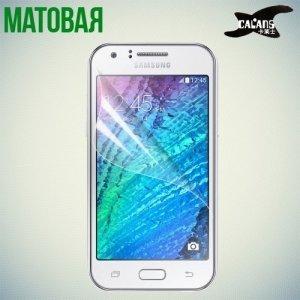 Защитная пленка для Samsung Galaxy J1 - Матовая